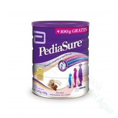 PEDIASURE POLVO 900 G CHOCOLATE