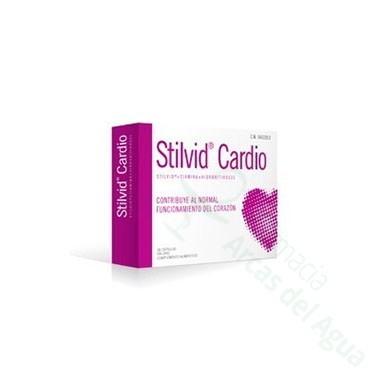 STILVID CARDIO 28 CAPS