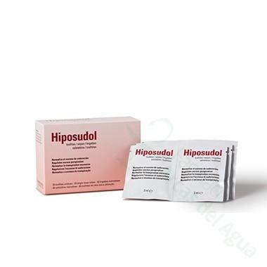HIPOSUDOL TOALLITAS 20 TOALLITAS
