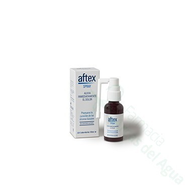 AFTEX SPRAY 30 ML APLICADOR BUCAL