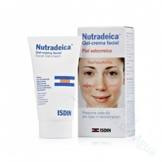 NUTRADEICA GEL CREMA FACIAL 50 ML