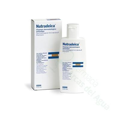 NUTRADEICA CHAMPU DERMATOLOGICO ANTICASPA 200 ML