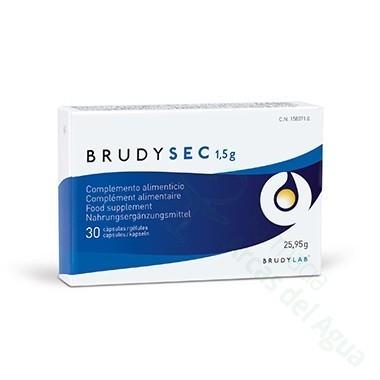 BRUDY SEC 30 CAPS