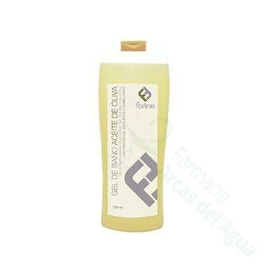 FARLINE GEL DE BAÑO ACEITE DE OLIVA 750 ML
