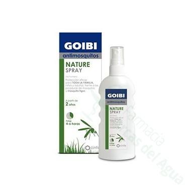GOIBI +REPELENTE DE PIOJOS 125 ML