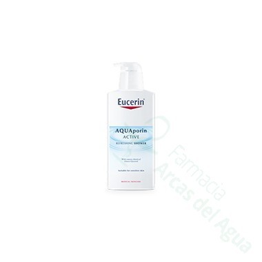 EUCERIN AQUAPORIN ACTIVE GEL DE DUCHA REFRESCANT 400 ML