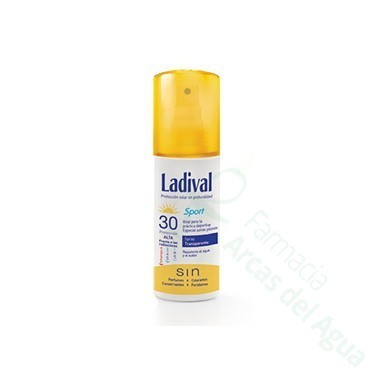 Ladival Sport Spray Transparente SPF30