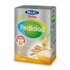 PEDIALAC PAPILLA MULTICEREALES (500 gr.)