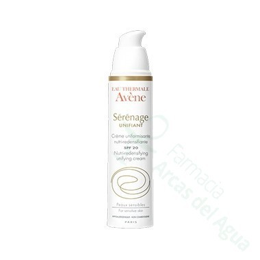 AVENE SERENAGE UNIFIANT SPF 20 40 ML