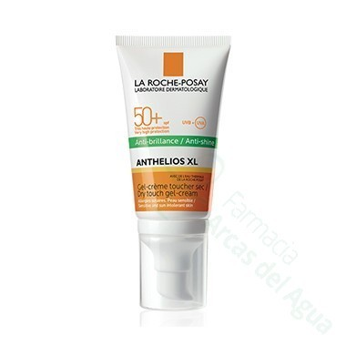 ANTHELIOS XL 50+ GEL CREMA TACTO SECO LA ROCHE POSAY 50 ML