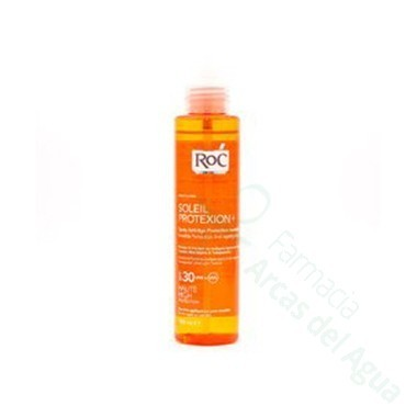 ROC SOLEIL PROTEXION+ SPF 30 ANTIEDAD CUERPO PROTECTORA SOLAR INVISIBLE SPRAY 150 ML