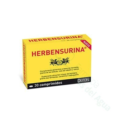 HERBENSURINA RENAL 30 COMP
