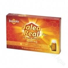 JUANOLA JALEA REAL ENERGY (1500 mg., 14 viales)