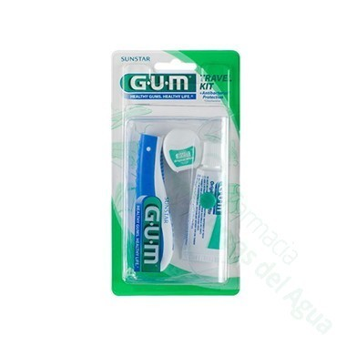 GUM PASTA DENTAL KIT VIAJE 12 ML
