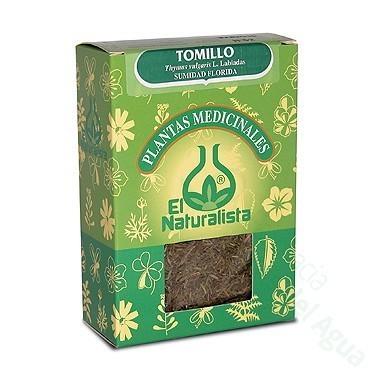 TOMILLO EL NATURALISTA 50 G