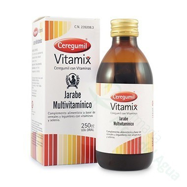CEREGUMIL CON VITAMINAS VITAMIX 200 ML