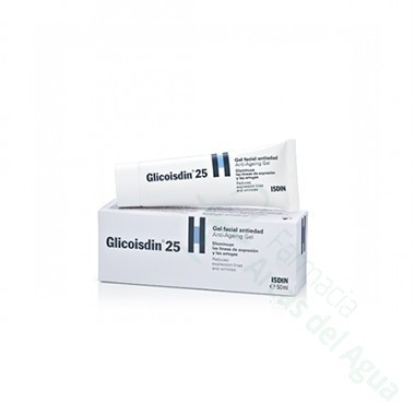GLICOISDIN GEL FACIAL ANTIEDAD 25% GLICOLICO 50 ML
