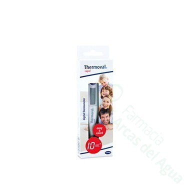 TERMOMETRO DIGITAL THERMOVAL RAPID PUNTA FLEXIBLE