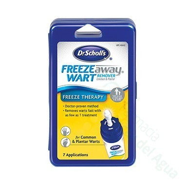 FREEZE DR SCHOLL ANTIVERRUGAS 80 ML