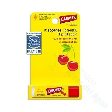 CARMEX CLASSIC BALSAMO LABIAL SPF 15 CEREZA 7, 5 G