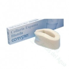 COLLARIN CERVICAL CORYSAN ESPUMA BLANDA T-2