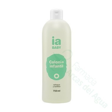 INTERAPOTHEK AGUA DE COLONIA INFANTIL 200 ML