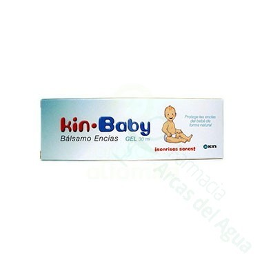 KIN BABY BALSAMO ENCIAS 30 ML GEL