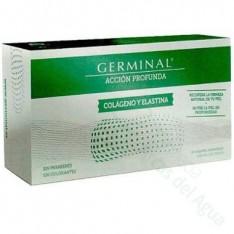 GERMINAL ACCIÓN PROFUNDA COLÁGENO Y ELASTINA (30 AMPOLLAS)