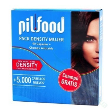 PILFOOD PACK DENSITY