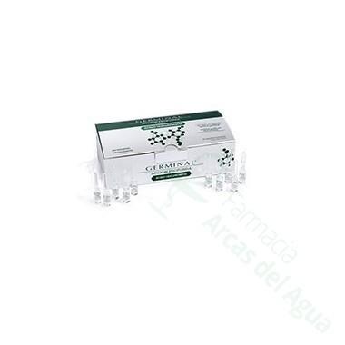 GERMINAL ACCION PROFUNDA ACIDO HIALURONICO 1 ML 30 AMP