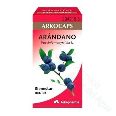 ARANDANO ARKOPHARMA 50 CAPS