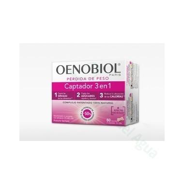 OENOBIOL CAPTADOR 3 EN 1 60 CAPS