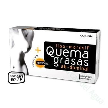 +QUEMAGRASA AB-DOMINAL 30 CAPS