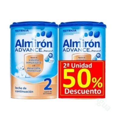 BIPACK ALMIRON ADVANCE 2 800 G + 800 G