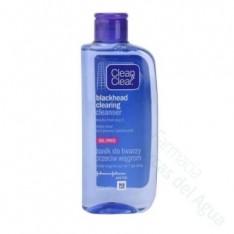 CLEAN CLEAR TONICO PUNTOS NEGROS