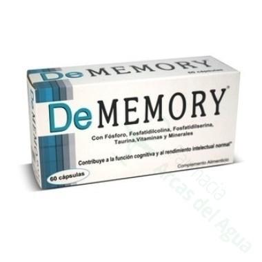 DE MEMORY 60 CAPS