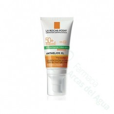 ANTHELIOS XL SPF 50+ GEL CREMA TOQUE SECO 50 ML
