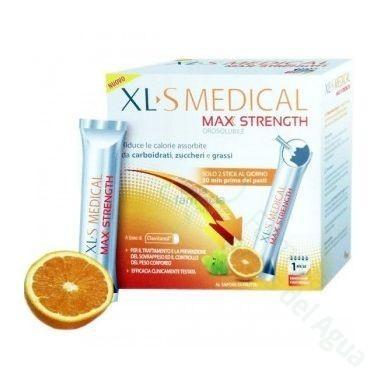 XLS MAX STRENGTH 60 STICKS