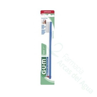 CEPILLO DENTAL ADULTO GUM 444 MEDIANO SUAVE