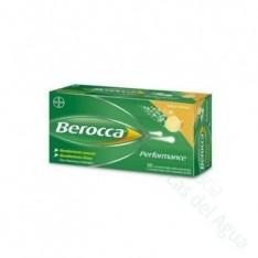 BEROCCA EFERVESCENTE 30 COMP EFERV
