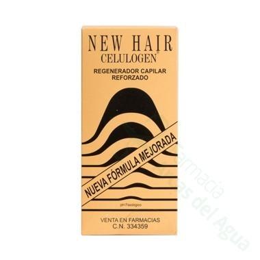 NEW HAIR REGENER CAPILAR 250ML
