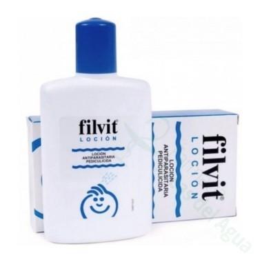 FILVIT LOCION ANTIPIOJOS 160 ML