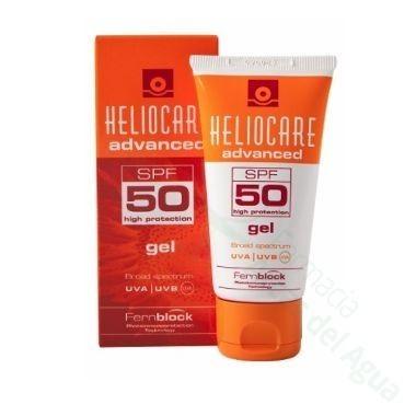 HELIOCARE 50 CREMA 50 ML