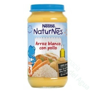 NESTLE ARROZ Y POLLO 250 G