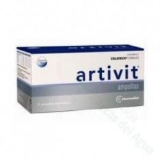 ARTIVIT AMPOLLAS MONODOSIS 13 AMP