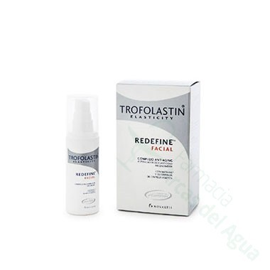 TROFOLASTIN REDEFINE FACIAL E CARRERAS 50 ML