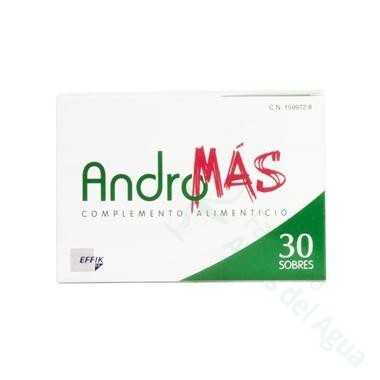ANDROMAS 30 SOBRES