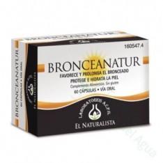 BRONCEANATUR EL NATURALISTA 60 CAPS
