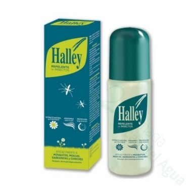 HALLEY REPELENTE 100 ML