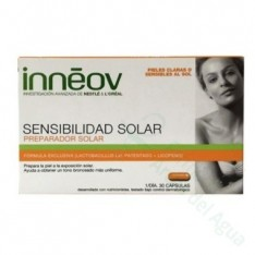 INNEOV SOLAR INTENSIVO ANTIOXIDANTE 24 G 30 CAPS